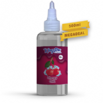 Kingston 500ml Cherry Chill 0mg 70/30 VG/PG
